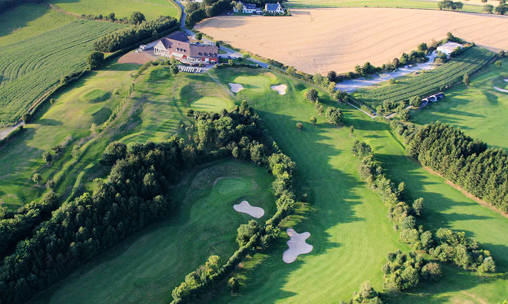 Golf de Clervaux – Luxemburg